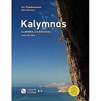 Kalymnos rock climbing guidebook - 2019 by Kalymnos rock climbing guid