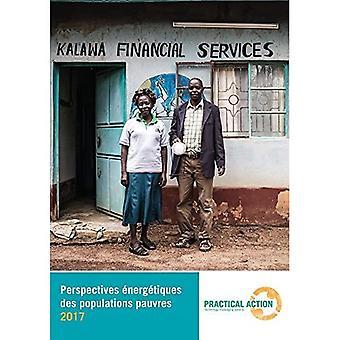 Perspectives energetiques des populations pauvres 2017