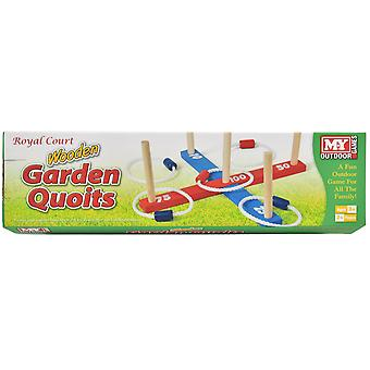 M.Y Drevené záhrada Quoits
