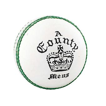 Readers County Crown Cricket Ball White