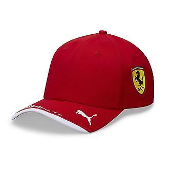 Scuderia Ferrari Puma Replica Team Baseball Cap (fr) 2020 - France Adulte
