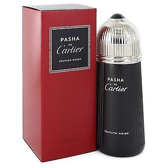 Pasha De Cartier Noire Eau De Toilette Spray By Cartier 5 oz Eau De Toilette Spray