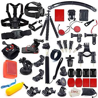 GoPro Accessory Sets with pouch