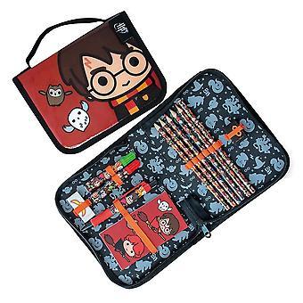 Blue Sky Designs Ltd Harry Potter Kawaii Carry Filled Pencil Case
