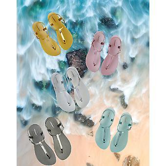 Coloko Ergonomic Footbed Flip-Flops
