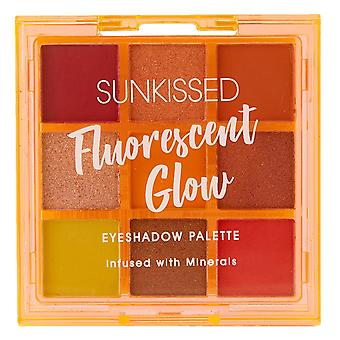 Sunkissed Eyeshadow Palette - Fluorescent Glow