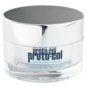 Proto-col Womens Moisturising Facial Gel of 50 ml