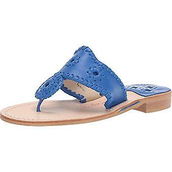 Jack Rogers Womens Jacks öppna tå casual Slide sandaler