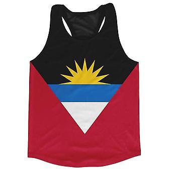 Antigua und Barbados Flagge Running Weste