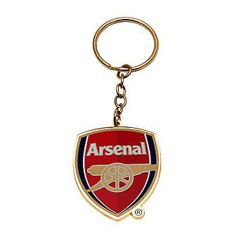 FC Arsenal offisielle metall fotball Crest nøkkelring