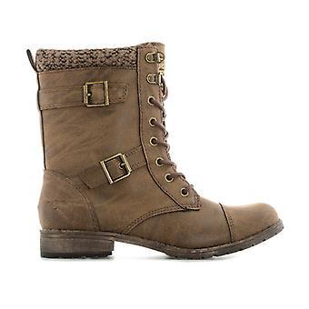 Women's Rocket Dog Billie Heirloom Boots in Brown