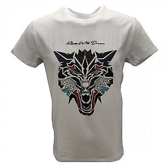 Kings Will Dream Wolf White T-Shirt
