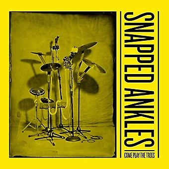 Snapped Ankles - Come Play the Trees [CD] USA import