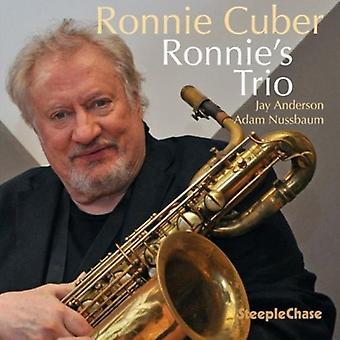 Ronnie Cuber - Ronnie's Trio [CD] USA import