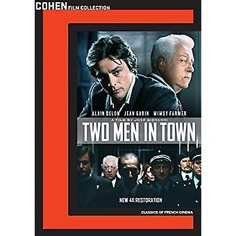 Two Men in Town [DVD] USA import