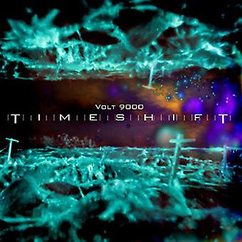 Volts 9000 - Timeshift (vinyle bleu translucide) [Vinyl] USA import