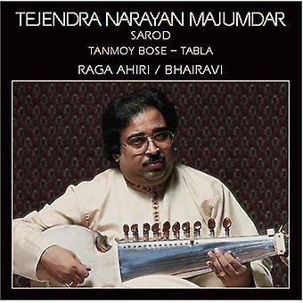 Tejendra Narayan Majumdar - Raga Ahari [CD] USA import
