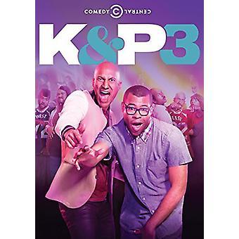 Key & Peele: Season Three [DVD] USA import