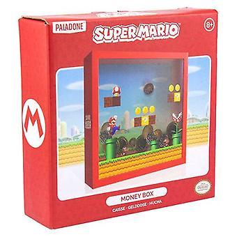 Nintendo Super Mario Spargris/Sparbössa Money Box Piggy Bank