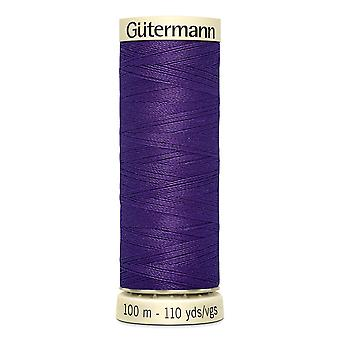 Gutermann Sew-all 100% Polyester Thread 100m Hand and Machine Colour Code  - 373