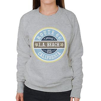 Route 66 original Beach Wear kvinnors Sweatshirt