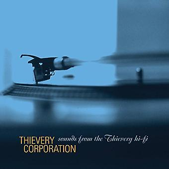 Thievery Corporation - Sounds From the Thievery Hi-Fi [Vinyl] USA import