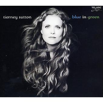 Tierney Sutton - Blue na importação EUA Green [CD]