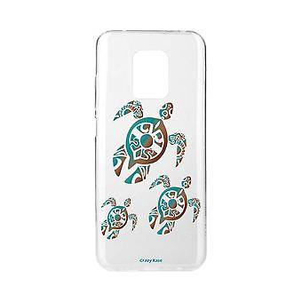Scafo per Xiaomi Redmi Note 9 Pro Soft Family Turtle