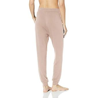 Brand - Mae Women's Standard Supersoft French Terry Lounge Jogger, ros...