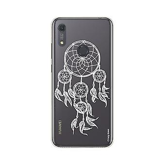 Hull For Huawei Y6s Soft Catches White Dreams