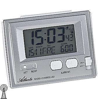 أتلانتا 1808/19 المنبه المنبه راديو راديو المنبه المنبه منتد عقارب الساعة الرقمية مع ضوء تاريخ غفوة