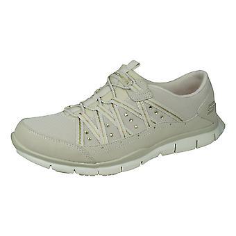 Skechers gratis dreaminess naisten Tennarit/jooga kengät-beige