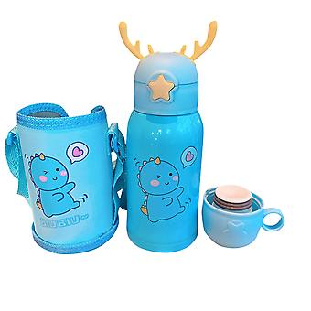 YANGFAN Children Creative Portable Antler Cup Kettle