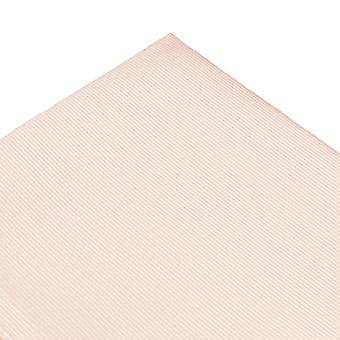 Solmiot Planet Plain Blush Vaaleanpunainen Silkki Tasku Neliö Nenäliina