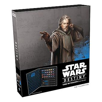 Star Wars Destiny TCG: Luke Skywalker tärningar Binder