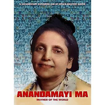 Anandamayi Ma: Mother Of The World [DVD] USA import