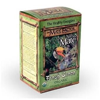 The Mate Factor Original Fresh Green Tea, 24 Bag