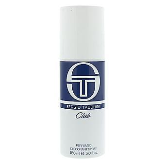 Sergio Tacchini Club Perfumed Deodorant Spray 150ml For Him