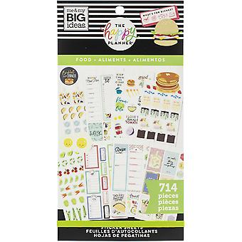 Happy Planner Sticker Value Pack-Yum, 714/Pkg