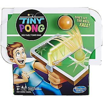 Hasbro tiny pong table tennis game