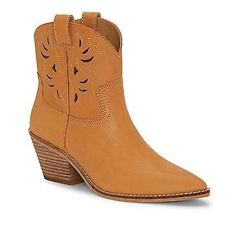 Lucky brändi naisten Talouse kangas huomautti toe nilkka cowboy saappaat