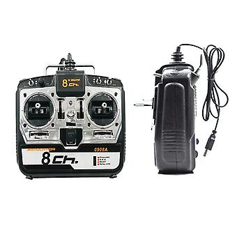 Real Simulator 8ch Rc Flight With Program Support G7 Phoenix, 5.0 Xtr Remote