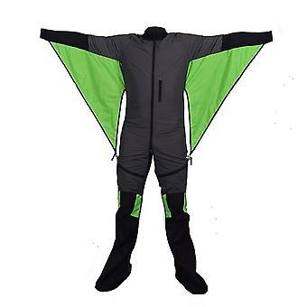 Skydiving camera suit green cs-01