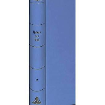 Julius Von Voss: Die Eintagsliteratur in Der Goethezeit: Proben Aus Den Werken (Regensburger Beitraege Zur Deutschen Sprach- Und Literaturwi)