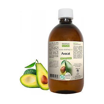 Organic Avocado Vegetable Oil 500 ml