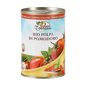 Organic tomato pulp - canned None