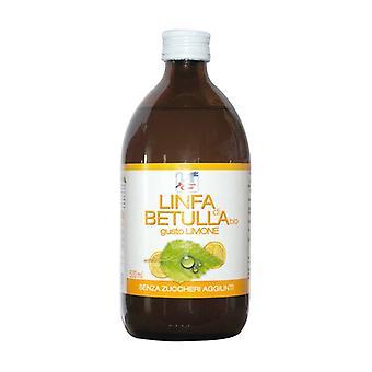 バーチ樹液 - レモン風味なし