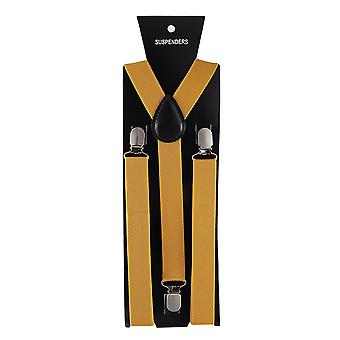 Taylor Unisex Women Men Elastic Adjustable Suspender
