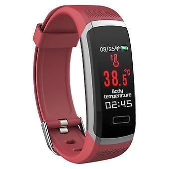 Αδιάβροχο έξυπνο ρολόι Bluetooth - οθόνη καρδιακών παλμών M4 για ios και Android