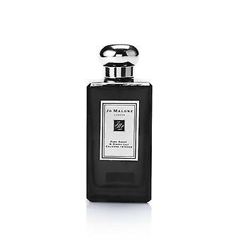 Jo malone mörk bärnsten & ingefära lilja cologne intensiv 3,4 oz cologne intensiv spray (unboxed)